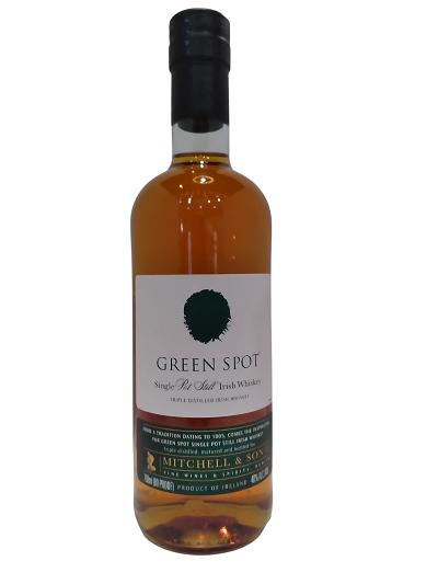 Green Spot Irish Whisky
