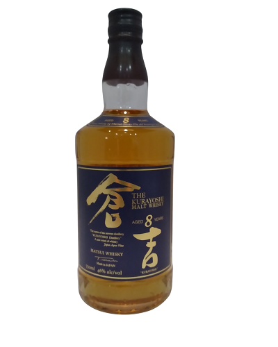 Kurayochi 8yr Whisky