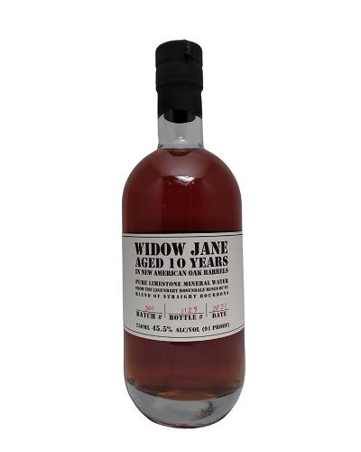 Widow Jane 10yr Bourbon