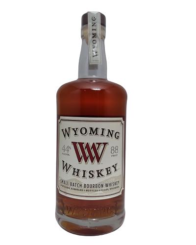 Wyoming Small Batch Bourbon